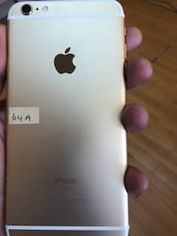 I phone 6s plus gold 64gb St. Catharines