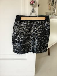 Zara Collection mini sequin skirt small Toronto, M4V 1P7