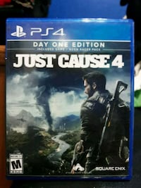 PS4 Just Cause 4 Stockton, 95209