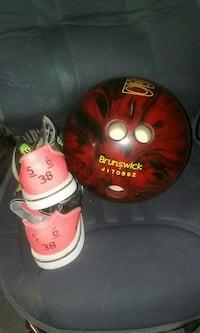 red Brunswick bowling ball Thibodaux, 70301