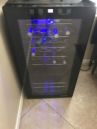 black and blue commercial refrigerator Phoenix, 85027