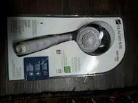 Adjustable shower head comes with all the attachme Kelowna, V1X 6R9