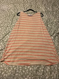 Red and Grey Dress (M) Kailua, 96734