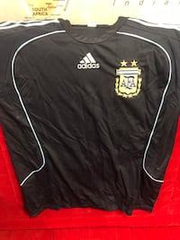 Argentina throwback soccer jersey