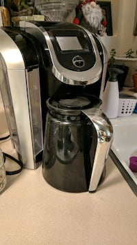 Keurig 2.0 k-cup coffee maker with K-Pot West Valley City, 84118
