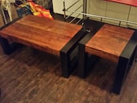 Coffee table and 1 end table 80 for both Regina, S4P 1P9