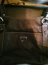 black leather crossbody bag Kansas City, 64130