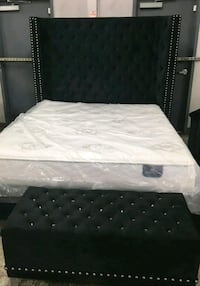 Queen Cal king Serta Mattress  Las Vegas, 89109