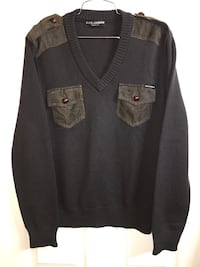Medium dolce and gabbana sweater  Surrey, V3V 4C1
