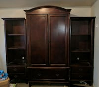brown wooden cabinet with mirror Glendale, 85308