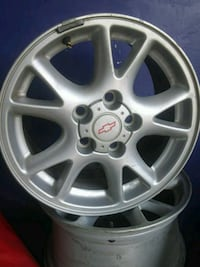 "Chevy 16"" rims All 4 x $170 Los Angeles, 91343"