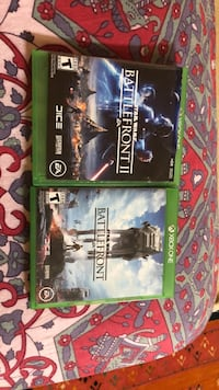 Battlefront 1 and 2 very good accounts  Chevy Chase, 20815