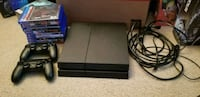500GB PS4 2 Controllers 10 Games Alexandria, 22304