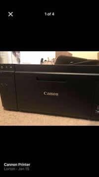New Cannon Printer