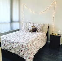 Full size bed and mattress for sale Vancouver, V6B 1S3