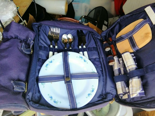 ascot insulated picnic backpack for 2...twoohtwofi