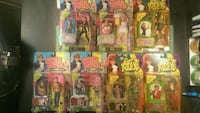 assorted-color action figure pack lot Los Angeles, 91331