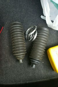 two black and yellow shock absorbers Markham, L3P 4R1