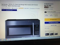 Microwave brand new in box  Laurel, 20723