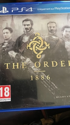 Sony PS4 The Order 1886