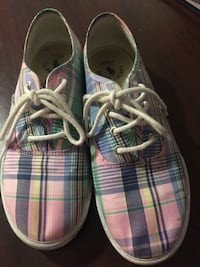 Pink/Green Polo shoes Athens, 30605