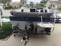 Boat for sale  1992 bayliner 19' model 1851 cb runabout with trailer