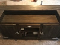 Ocean Solid Wood Bar