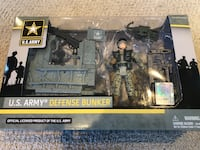 US Army Defense Bunker - Brand new in box Sterling, 20165