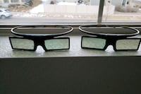 Samsung TV 3D glasses 2 pairs Denver, 80249