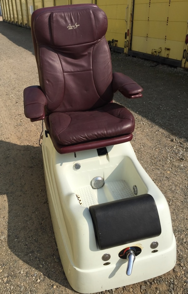 Used Pedicure Chairs For Sale >> Used Pedicure Spa Chair For Sale In Fresno Letgo