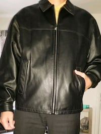 Leather Jacket-REDUCED