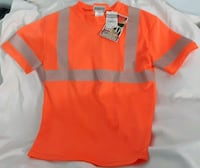 BNWT Dakota Hi-Visibility Mesh Work T-shirt  Central Okanagan, V4T