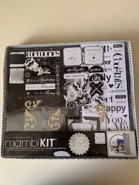 Scrapbooking kit Merced, 95348