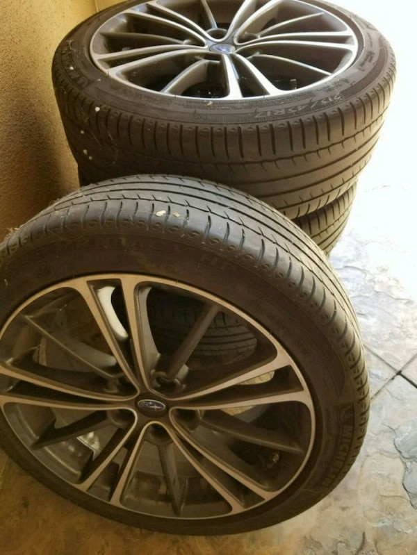 Used Tires San Jose >> Used Tires And Rims For Sale In San Jose Letgo