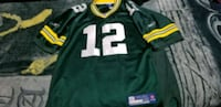 Packers jersey stitched size 52 xl