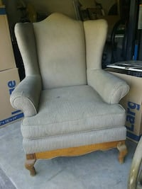 Wing back chair Houston, 77073