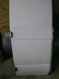 white front-load clothes dryer McDonald, 44437