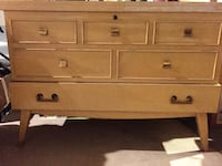 Mid-Century Cedar Chest  Ashburn