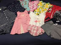 Baby girl clothes size 3-6 mos Inglewood, 90305