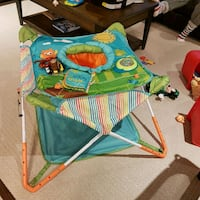 Pop n play with canopy Guelph, N1L 1T6