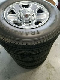 New tires and wheels Las Vegas, 89123