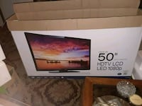 "Emerson 50"" HDTV LCD LED 1080p Like new Chattanooga, 37343"
