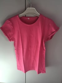 Tee shirt rose Lanvaudan, 56240