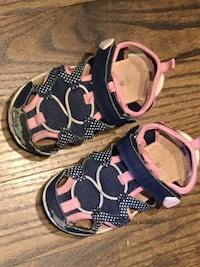 Carters girls. Sandals size 9-$5 Toronto, M6R 1T5