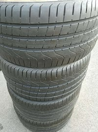 Used tires, Pirelli P255/35R19 Knoxville, 21758