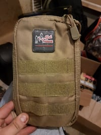 NEW PRO SHOT AR CLEANING KIT IN TAN MOLLE POUCH  Port Moody, V3H 2A8