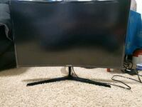 """27""""Samsung curved monitor"""
