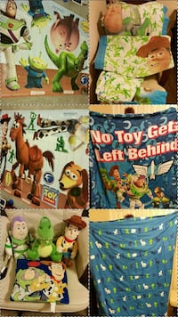 Toy Story Fatheads