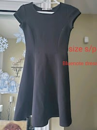 Bluenote ladies black dress size s/p in excellent condition  Brampton, L6W 1V2