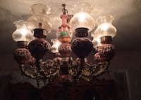 Collectors item COPPA DI MONDO LIGHT FIXTURE Brampton, L6Z 2B4